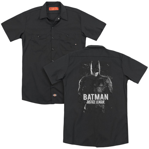 Image for Justice League Movie Dickies Work Shirt - Batman