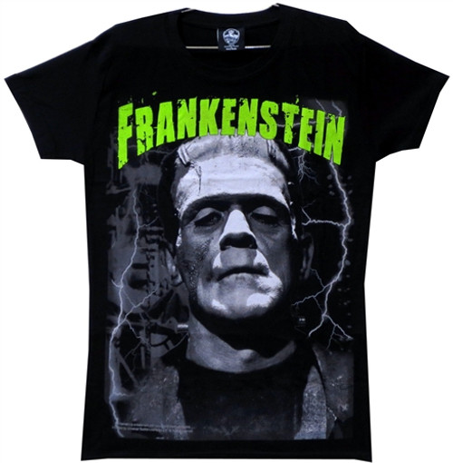 Image for Frankenstein Girls T-Shirt