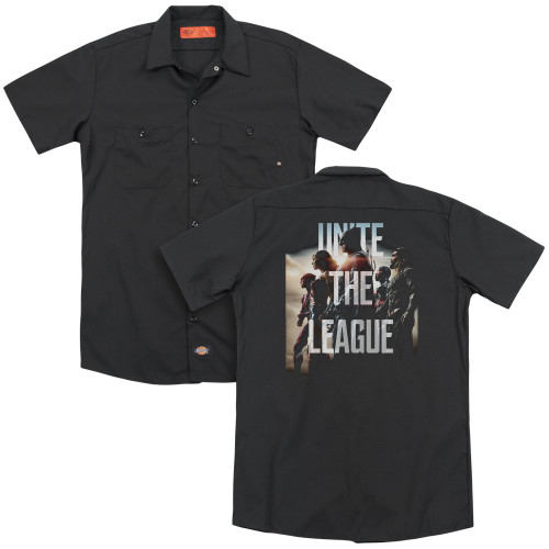 Image for Justice League Movie Dickies Work Shirt - Dawn
