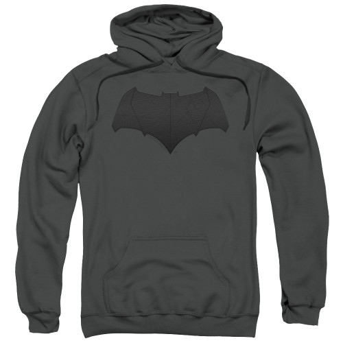 Image for Justice League Movie Hoodie - Batman Tone Logo