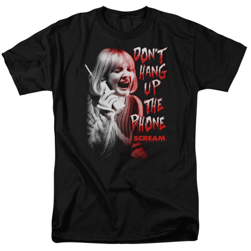 Image for Scream T-Shirt - Don't Hang Up