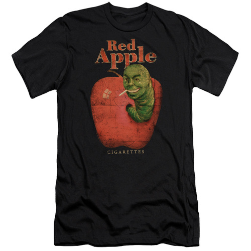 Image for Pulp Fiction Premium Canvas Premium Shirt - Red Apple