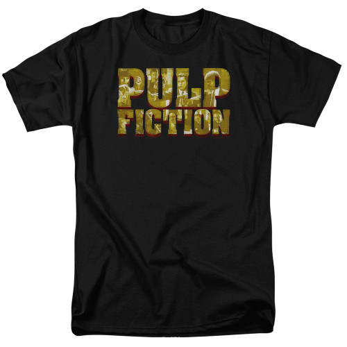 Image for Pulp Fiction T-Shirt - Pulp Logo