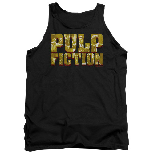 Image for Pulp Fiction Tank Top - Pulp Logo