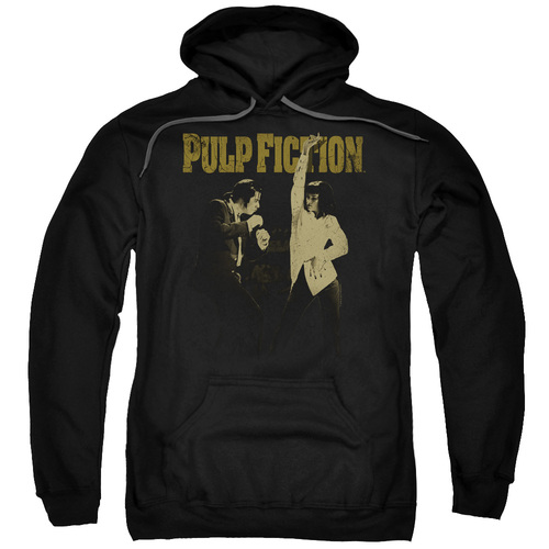 Image for Pulp Fiction Hoodie - I Wanna Dance