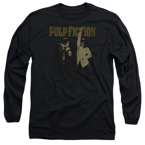 Image for Pulp Fiction Long Sleeve Shirt - I Wanna Dance