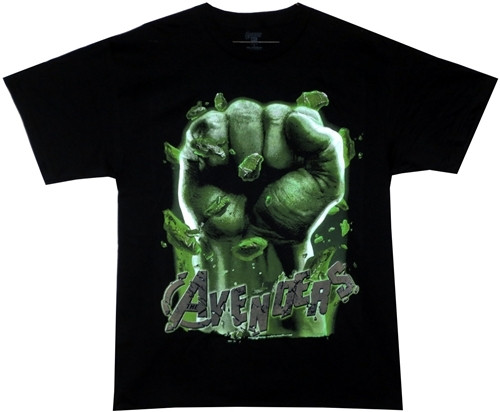 image for Hulk T-Shirt - Avengers