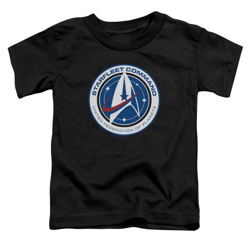 Star Trek Discovery Toddler T-Shirt - Starfleet Command