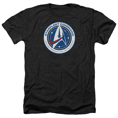Image for Star Trek Discovery Heather T-Shirt - Starfleet Command