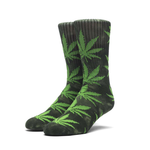 Image for TieDye PlantLife Crew Socks - Green