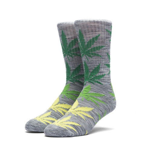 Image for Melange PlantLife Crew Socks - Grey