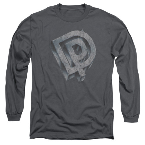 Image for Deep Purple Long Sleeve Shirt - Logo