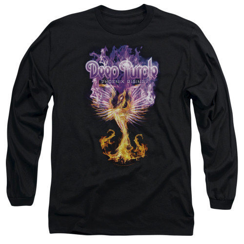 Image for Deep Purple Long Sleeve Shirt - Phoenix Rising