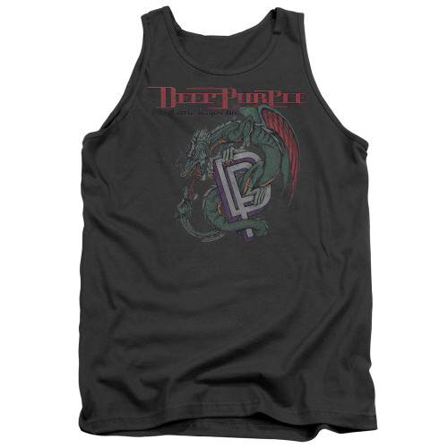 Image for Deep Purple Tank Top - The Battle Rages On