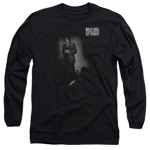 Image for Billy Joel Long Sleeve Shirt - 52nd Street