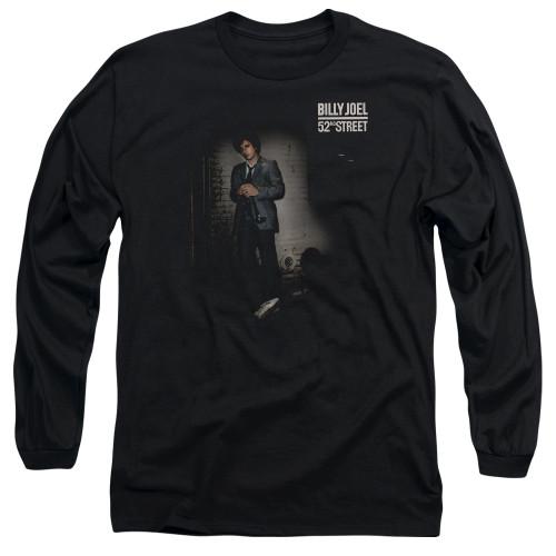 Image for Billy Joel Long Sleeve Shirt - 52nd Street
