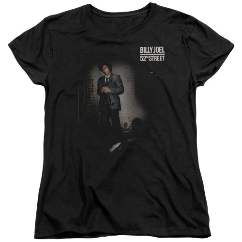 Image for Billy Joel Womans T-Shirt - 52nd Street