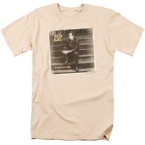 Image for Billy Joel T-Shirt - An Innocent Man