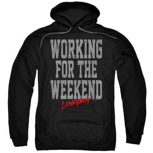 Image for Loverboy Hoodie - Working