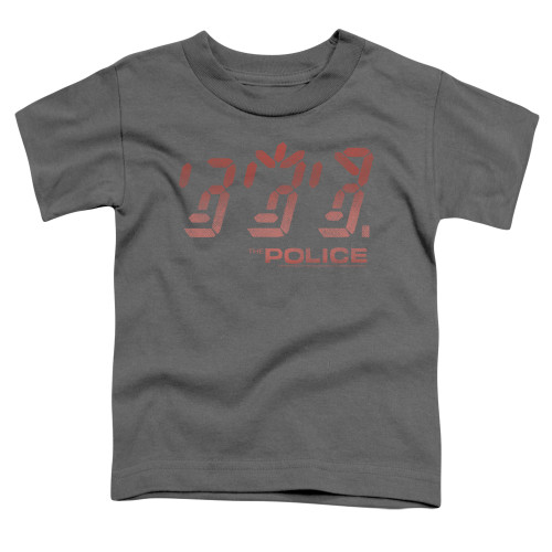 Image for The Police Toddler T-Shirt - Ghost in the Machine