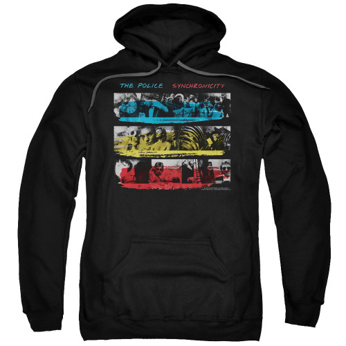 Image for The Police Hoodie - Syncronicity
