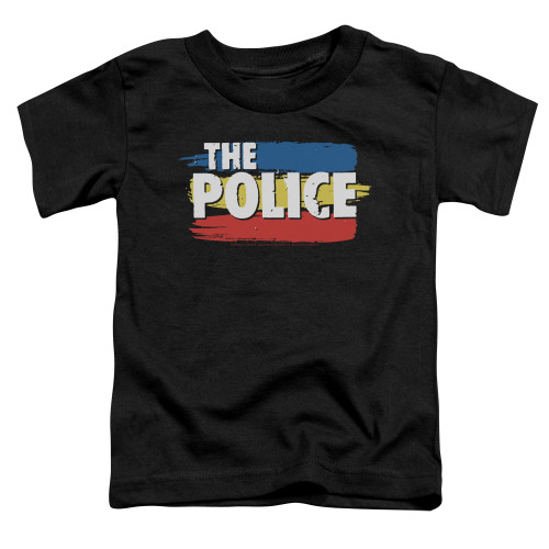 Image for The Police Toddler T-Shirt - Three Stripes
