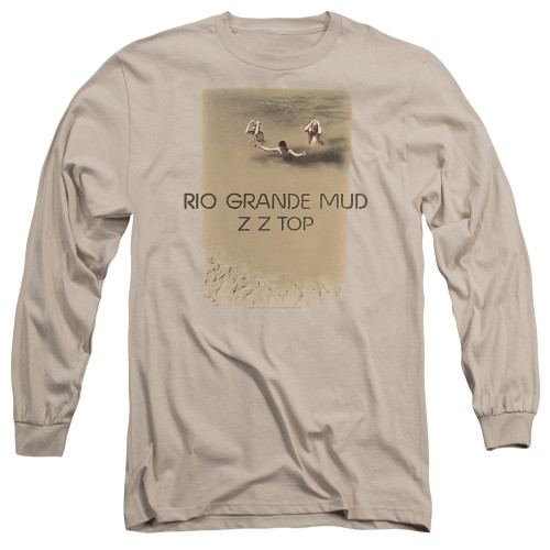 Image for ZZ Top Long Sleeve Shirt - Rio Grande Mud