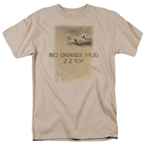 Image for ZZ Top T-Shirt - Rio Grande Mud