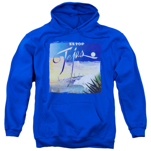 Image for ZZ Top Hoodie - Tejas