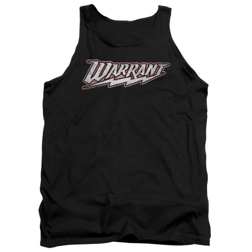 Image for Warrant Tank Top - Logo