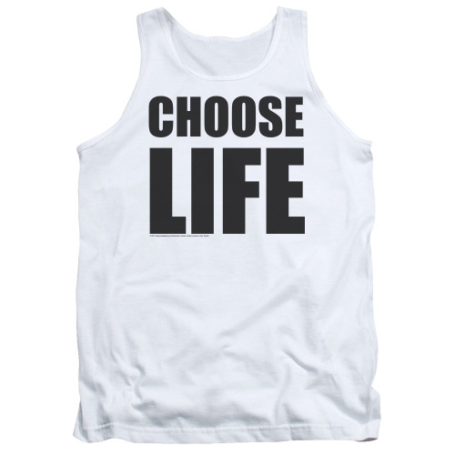 Image for Wham! Tank Top - Choose Life