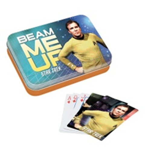Image for Star Trek Playing Cards