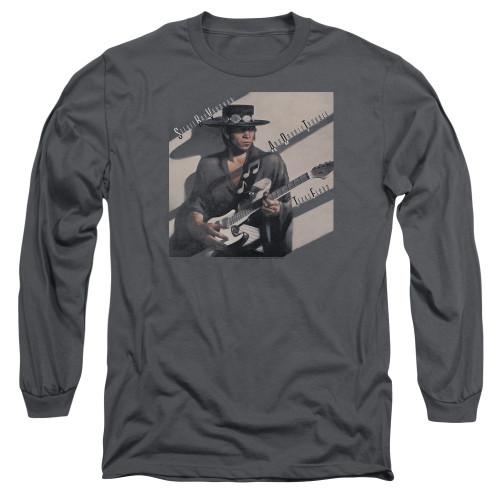 Image for Stevie Ray Vaughan Long Sleeve Shirt - Texas Flood