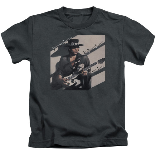 Image for Stevie Ray Vaughan Kids T-Shirt - Texas Flood
