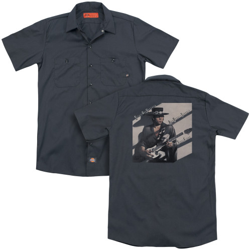 Image for Stevie Ray Vaughan Dickies Work Shirt - Texas Flood