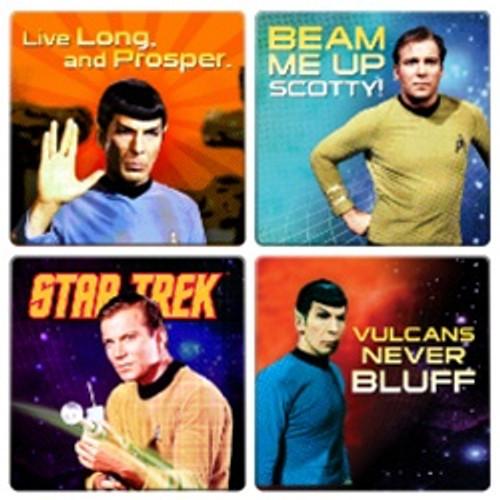 Image for Star Trek Coaster Set