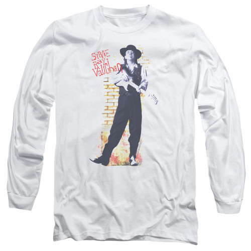 Image for Stevie Ray Vaughan Long Sleeve Shirt - Standing Tall