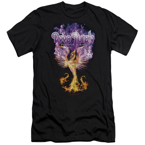 Image for Deep Purple Premium Canvas Premium Shirt - Phoenix Rising