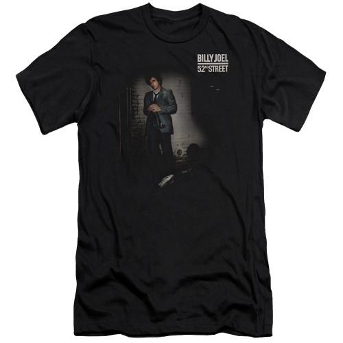 Image for Billy Joel Premium Canvas Premium Shirt - 52nd Street