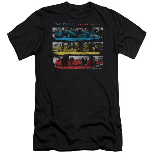 Image for The Police Premium Canvas Premium Shirt - Synchronicity