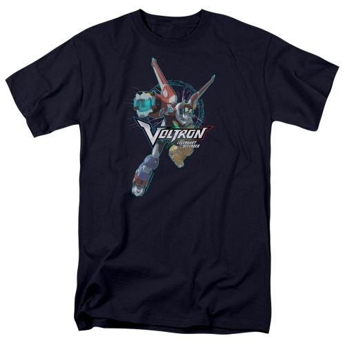 Image for Voltron: Legendary Defender T-Shirt - Defender Pose