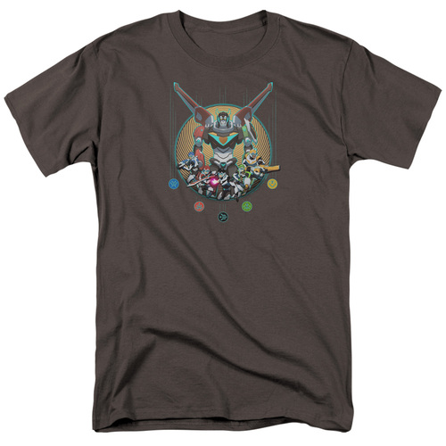 Image for Voltron: Legendary Defender T-Shirt - Assemble
