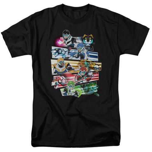 Image for Voltron: Legendary Defender T-Shirt - Paladins Strike