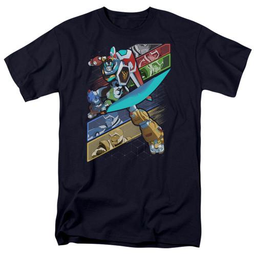 Image for Voltron: Legendary Defender T-Shirt - Crisscross