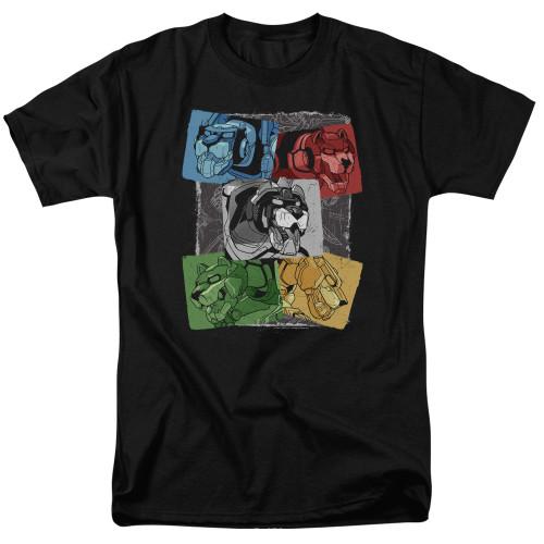 Image for Voltron: Legendary Defender T-Shirt - Pride