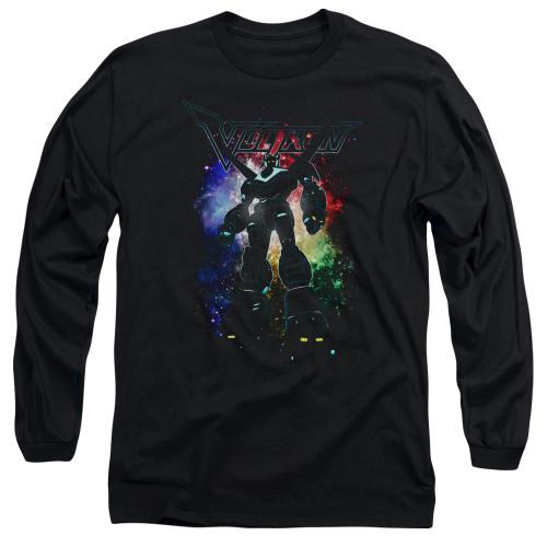 Image for Voltron: Legendary Defender Long Sleeve Shirt - Galactic Defender