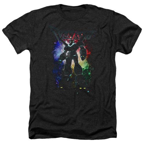 Image for Voltron: Legendary Defender Heather T-Shirt - Galactic Defender