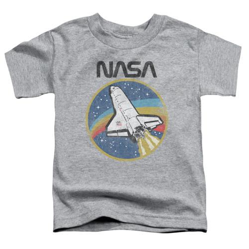 Image for NASA Toddler T-Shirt - Shuttle