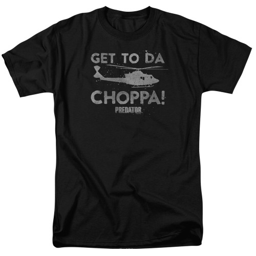 Image for Predator T-Shirt - Choppa
