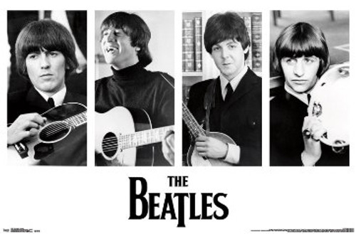 Image for The Beatles Poster - Portraits